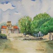 Isenburg, 30 x 22 cm