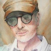 Selbstportrait des Künstlers