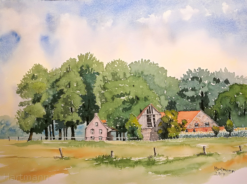 Im Münsterland