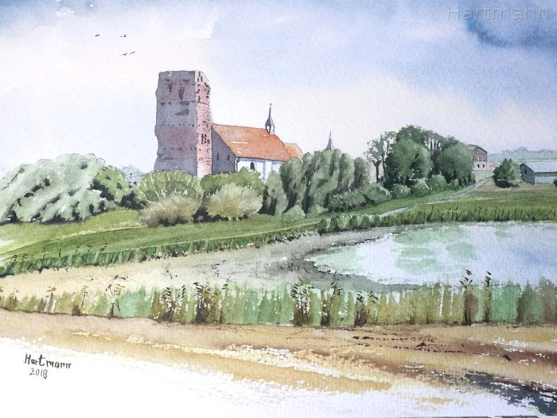 Kirche Pellworm